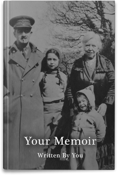 Write your memoir with life story writing from Elephant Memoirs