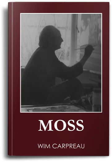 Moss memoir by wim carpreau, an elephant memoir life story