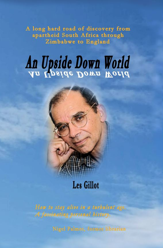 An Upside Down World by Les Gillot 1