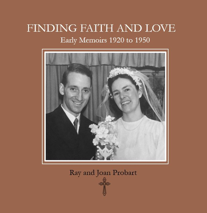 Finding Faith and Love by Ray and Joan Probart 1